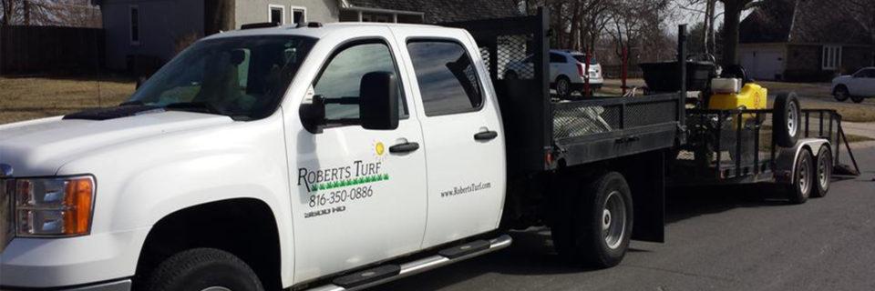 Roberts Turf Truck